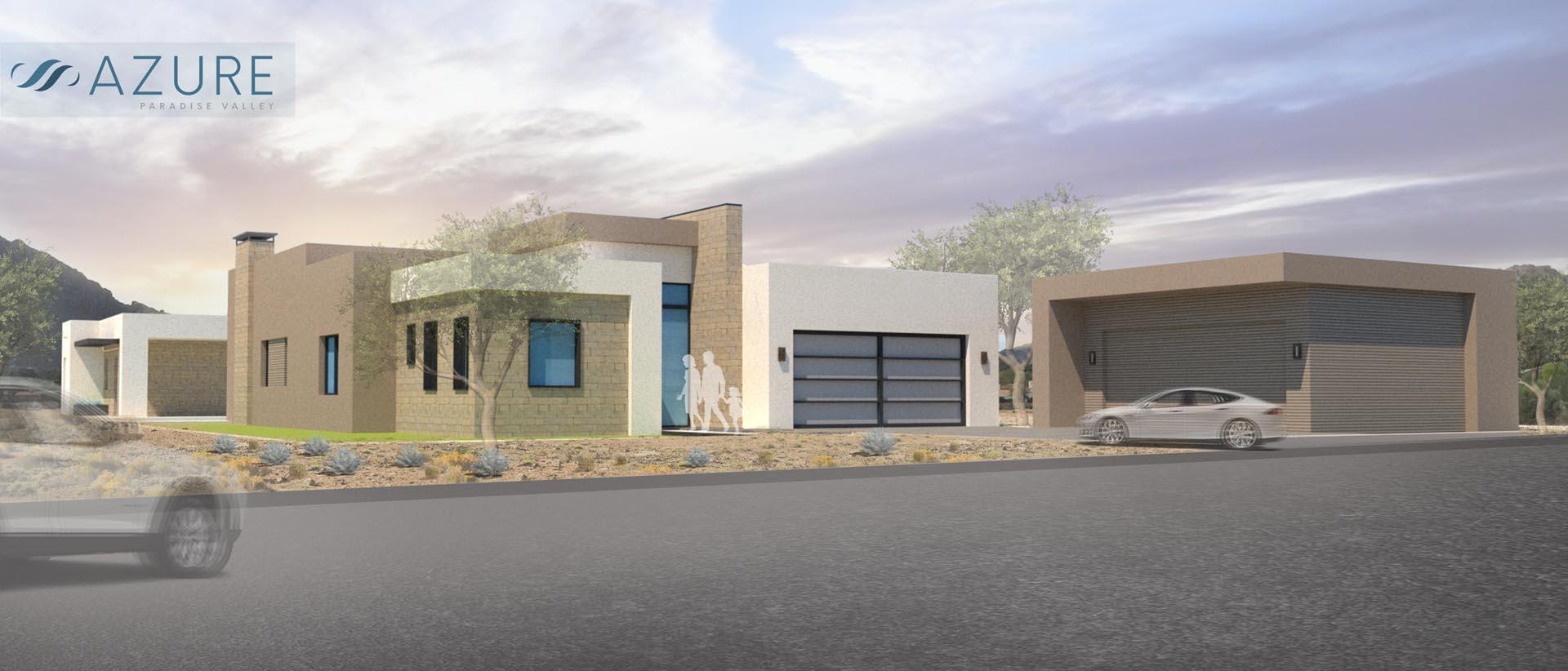 Shea Homes Floor Plans Residence One Nb Azure Paradise Valley Living