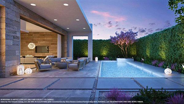 Azure Show Homes