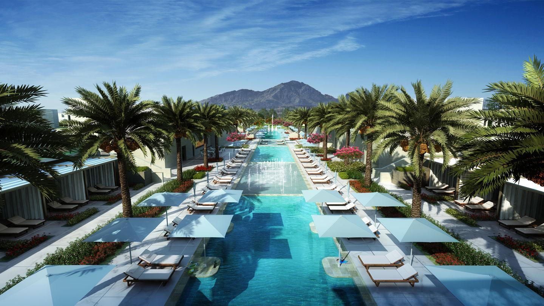 Ritz Carlton Paradise Valley Master Plan Azure