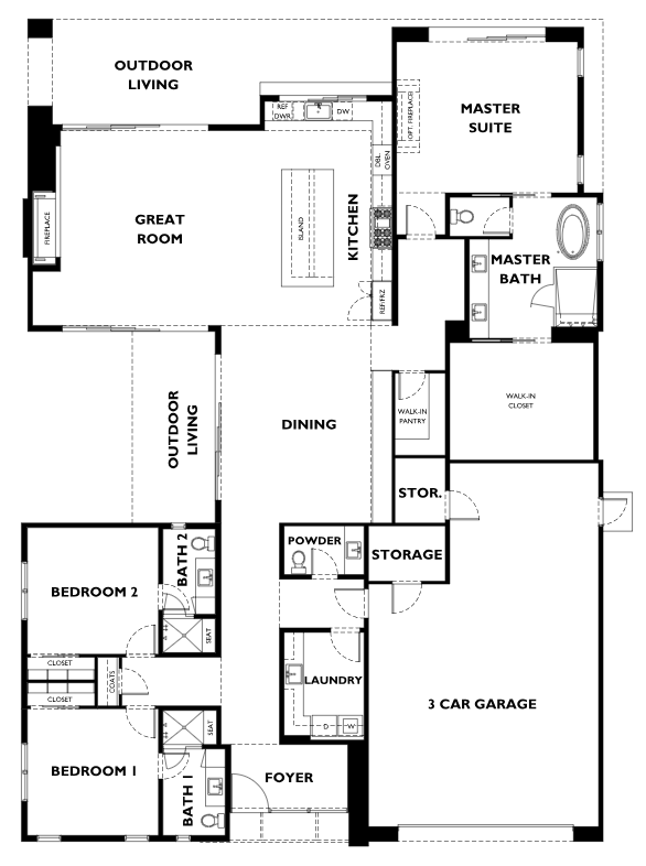 Explore Floor Plan