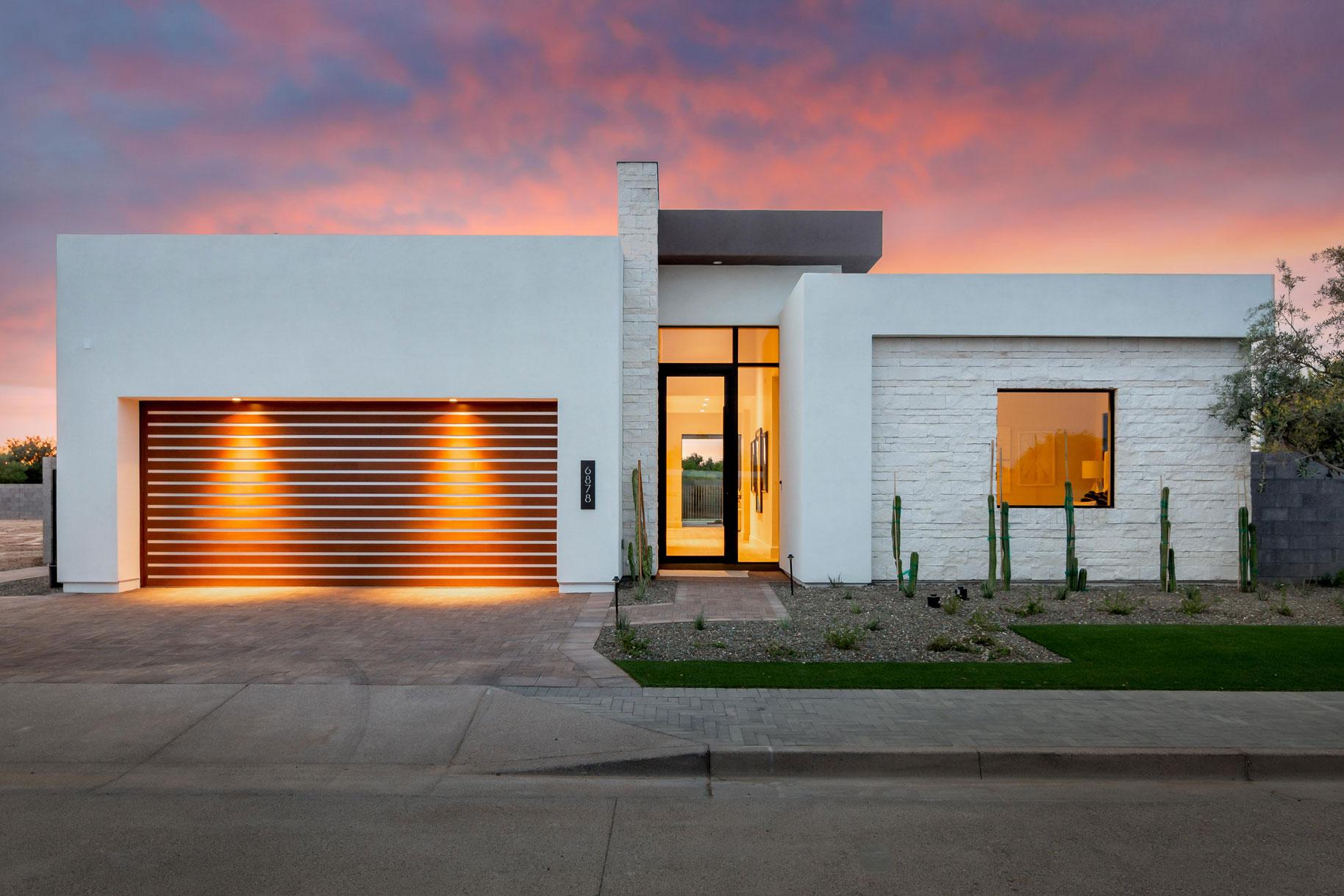 Azure, Paradise Valley - Homesite 50, Exterior