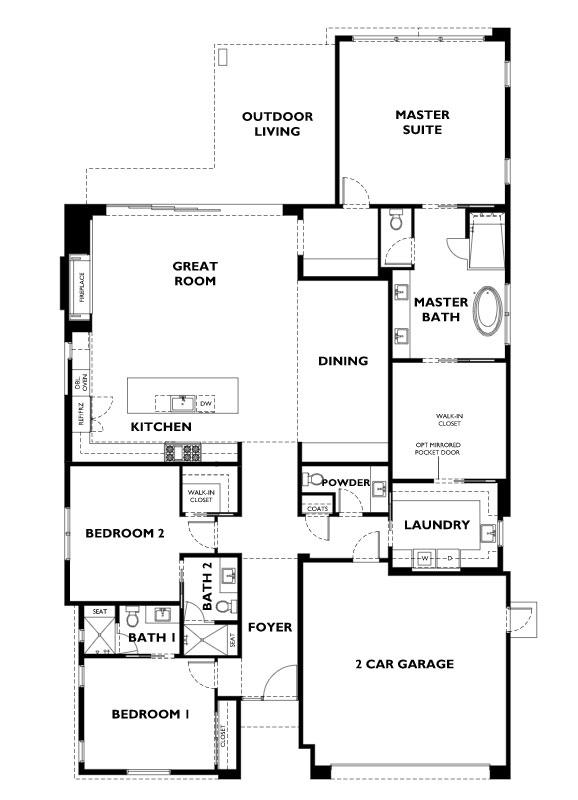 Explore Floor Plan