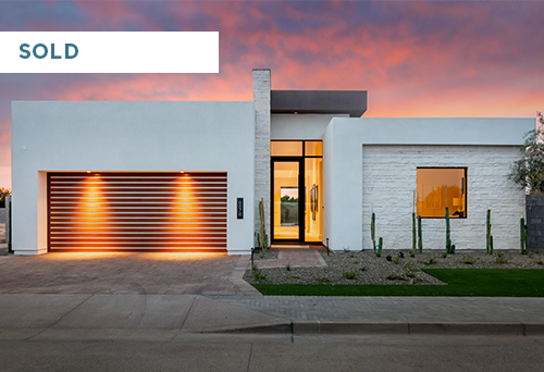 Azure, Quick Delivery Home - Homesite 50